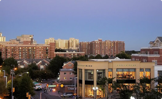 Arlington, Texas Skyline
