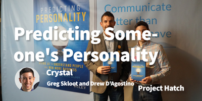 featured image thumbnail for post Developing Personality AI to Predict Someone's Personality