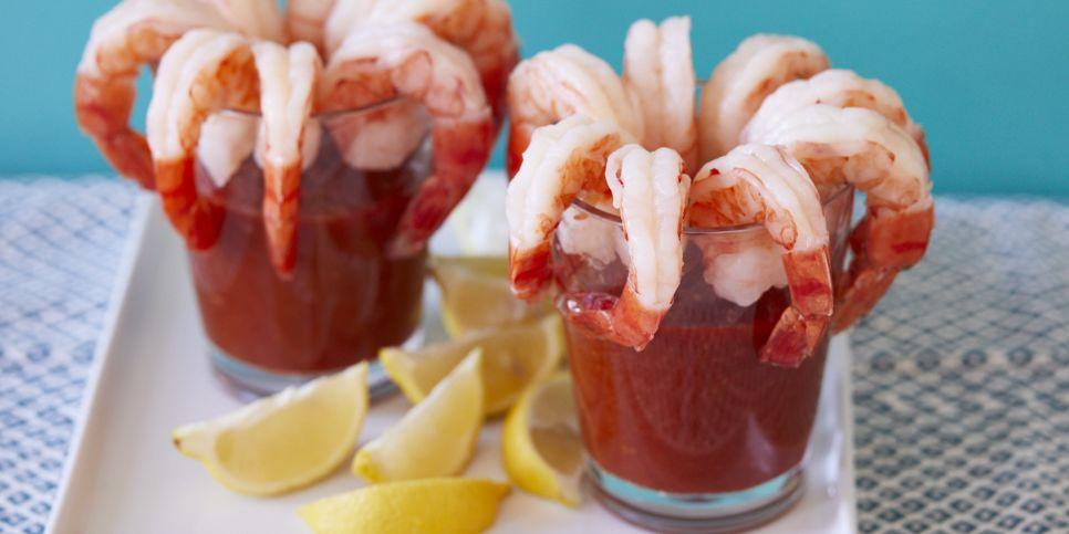 image of shrimp cocktail
