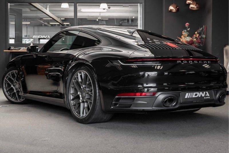 Porsche 911 992 S Coupe Akrapovic Race Cat Sport Chrono Pano Sport Uitlaat Adatieve Sportstoelen 3.0 Carrera S afbeelding 2