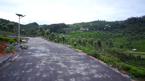 Plot 16 Hill Valley Enclave - View form the road