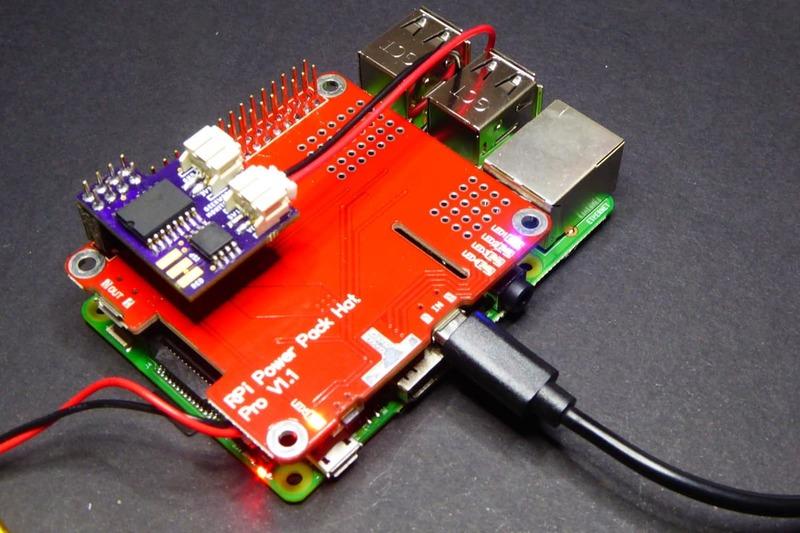 GeekWorm Power Pack Hat Hack - Tinkerman