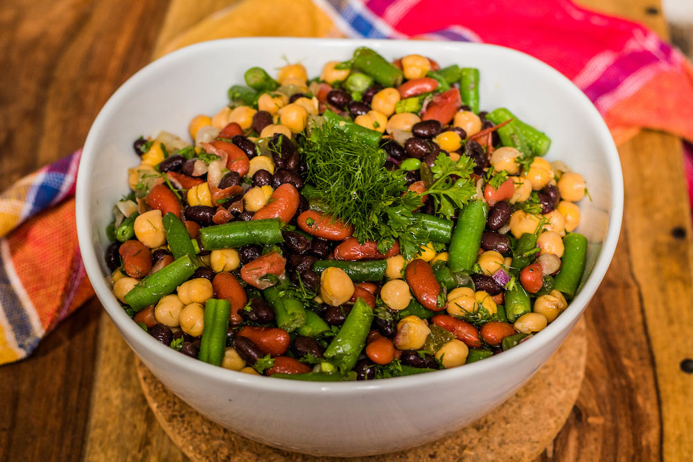 Never make a boring bean salad again