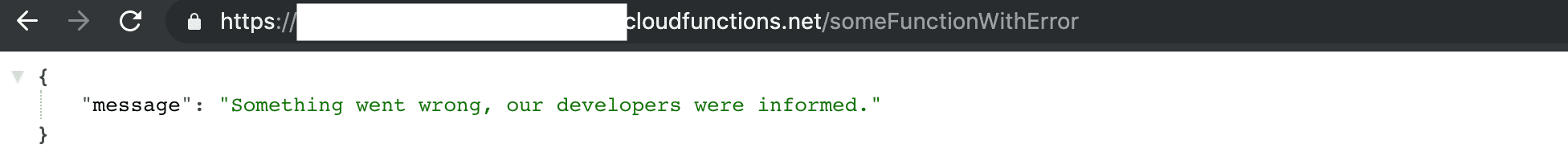 function-error