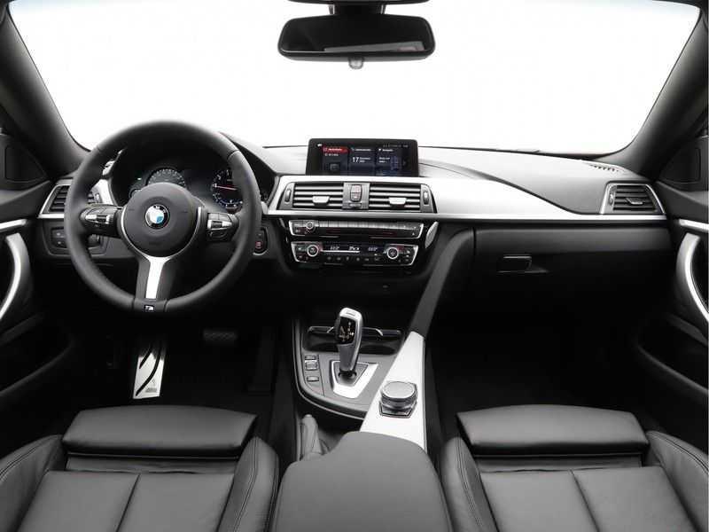 BMW 4 Serie Gran Coupé Exe. M-Sport 418i afbeelding 12
