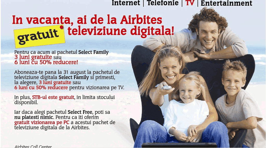 Airbites în mod demo cover image
