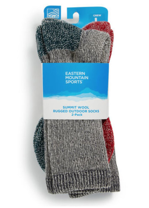 EMS Wool Socks