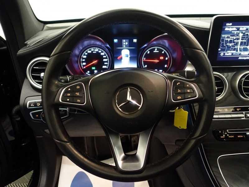 Mercedes-Benz GLC 250D 4MATIC 240PKpk 9G-Tronic AMG Edition- Panodak, Burmester, Leer afbeelding 16
