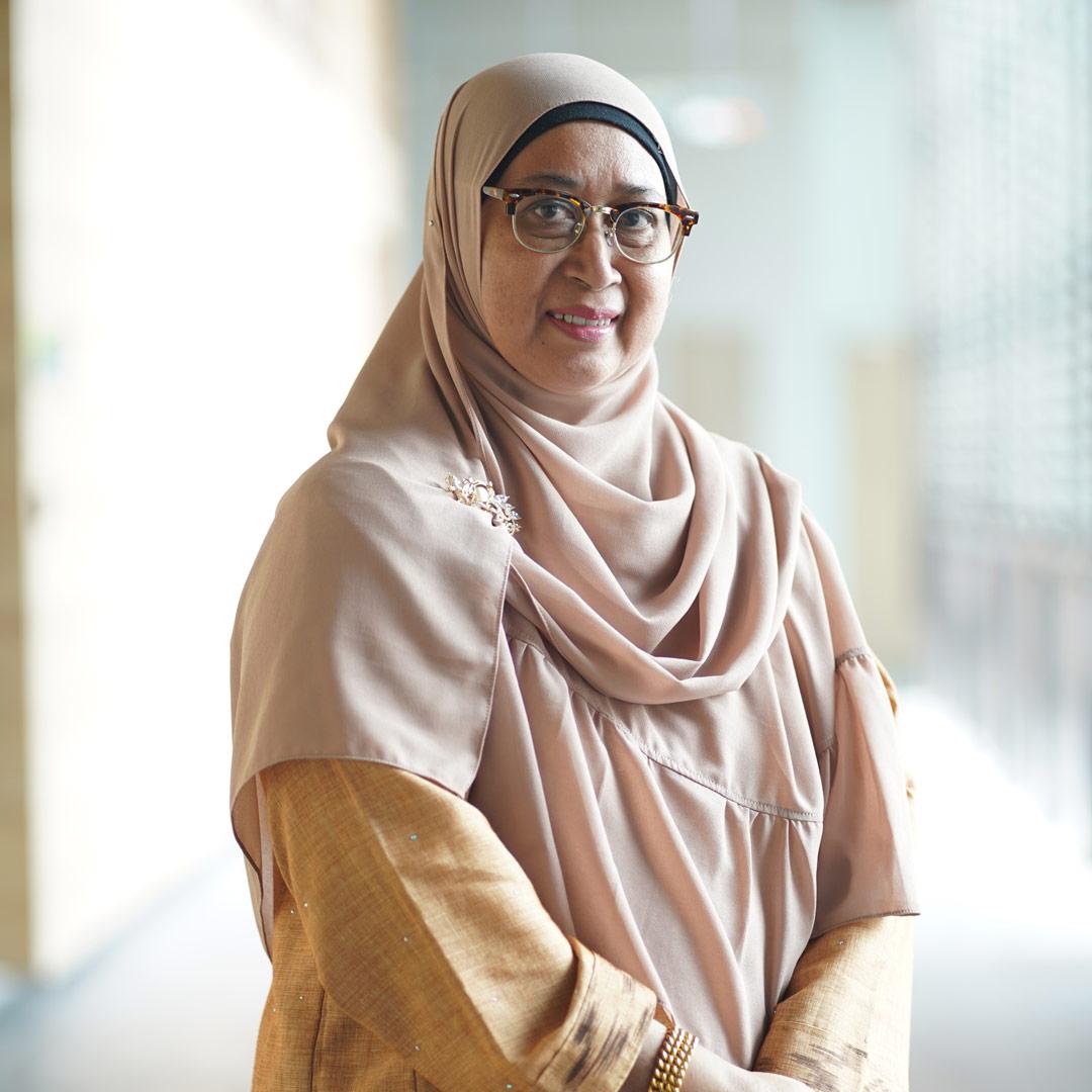 Norlia Mohd Ali Marican, 53, Housewife