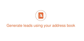 Power up your contacts, webinar #4 – Lead generation using your address book