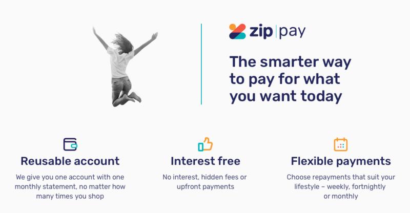 ZipPay Information