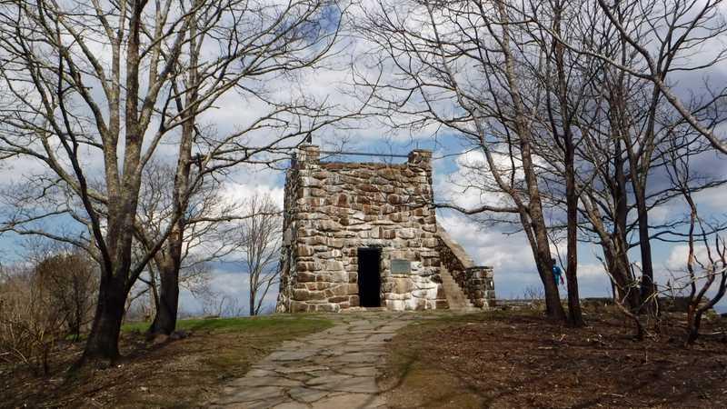 Wayah Bald Tower