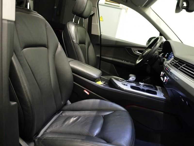 Audi Q7 3.0 TDI E-tron Quattro 374pk S-line Premium Autom- Pano, Virtual Cockpit, Bose, Leer, Camera afbeelding 21