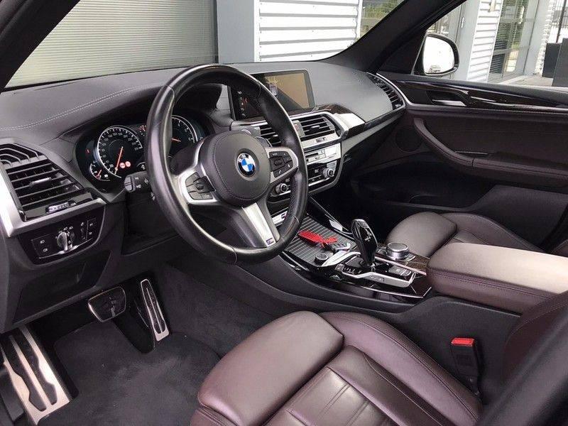 BMW X3 M40i VERKOCHT X-Drive M-Sport, 360PK, Pano, Head-Up, Keyless, Camera, Navi, Leder, 20INCH BTW! afbeelding 9