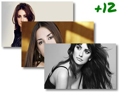 Penelope Cruz theme pack