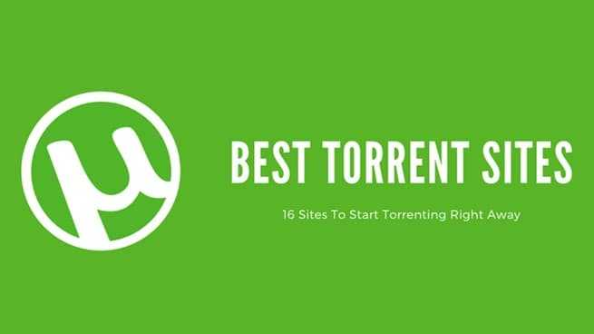 16 Best Torrent Sites in 2020 That Works