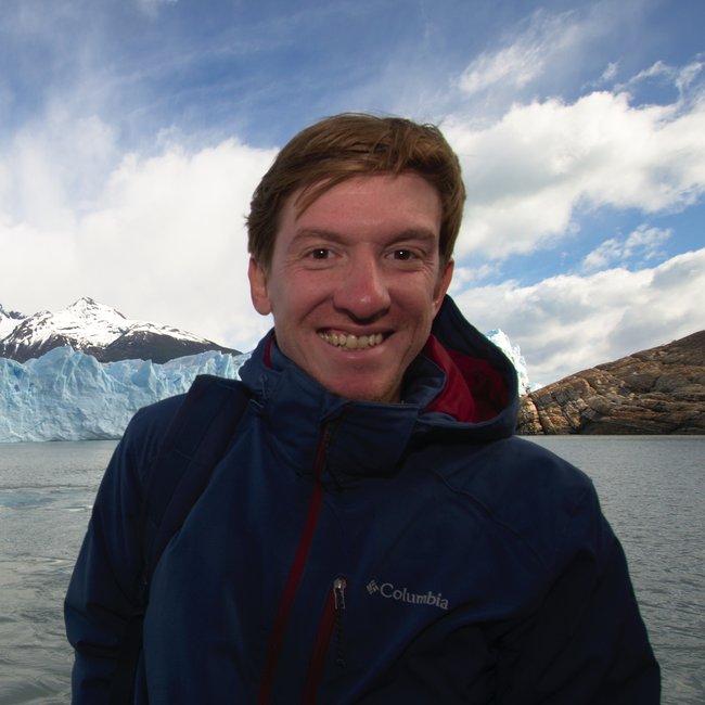 Profile Picture of Aquiles in Perito Moreno glacier