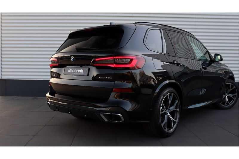 BMW X5 xDrive45e High Executive M-Sport Harman/Kardon, Laserlight, Head-Up Display, DAB, Soft Close afbeelding 23