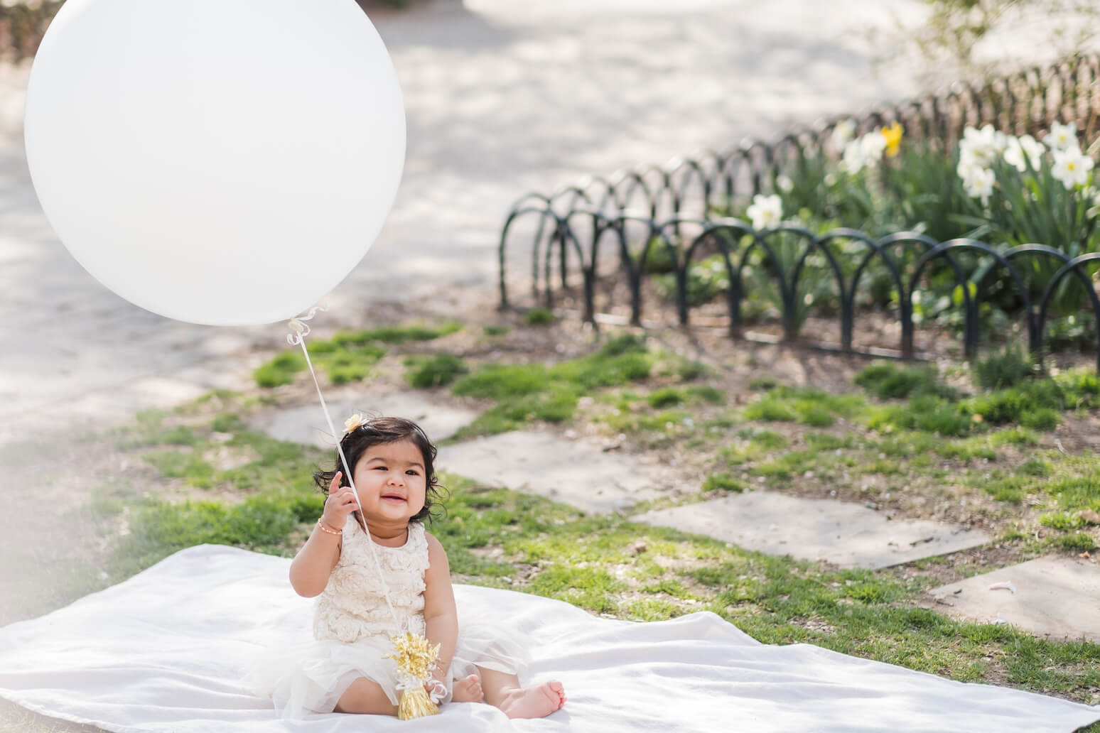 Priya's First Birthday Shoot