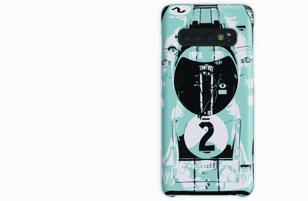 Porsche 917K Samsung Galaxy Snap Case by thespeedart