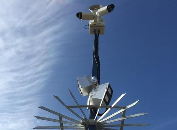 CCTV construction site