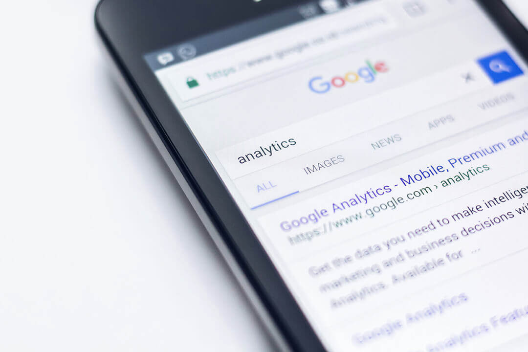 According to research, the majority of searches and purchases are made on the results we get on the first page of Google, and out of all the results on the first page first 3 (three) results are most opened. So, the result on the first page is an indicator of a well-done website, which is also well optimized for Google's search engine.