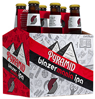 Blazermania IPA 6-Pack Bottles