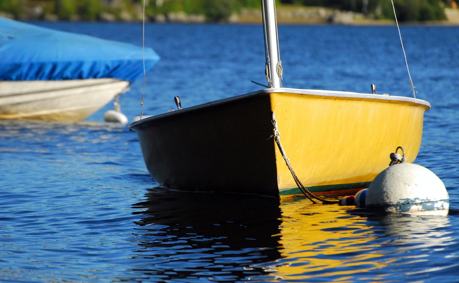Vermont boat