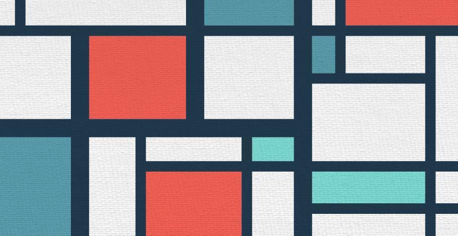 Illustration of a square framework