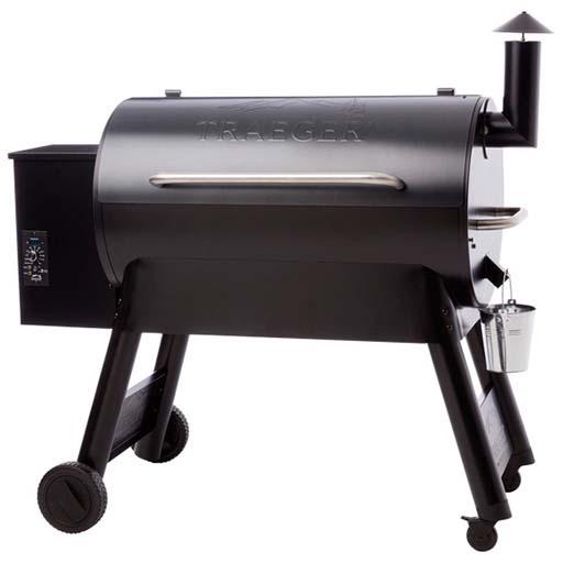Fumoir Traeger Pro Series 34