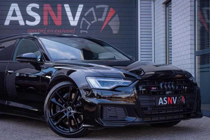 Audi S6 Avant 3.0 TDI Quattro, 350 PK, Luchtvering, S/Supersportstoelen, Luchtvering, Pano/Dak, Top View, B&O, Matrix LED, 2019!! afbeelding 18
