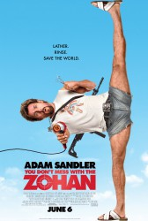 cover You Don't Mess with the Zohan