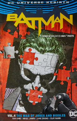Batman: Vol 4: The War of Jokes and Riddles