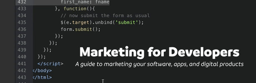 Marketing for Developers