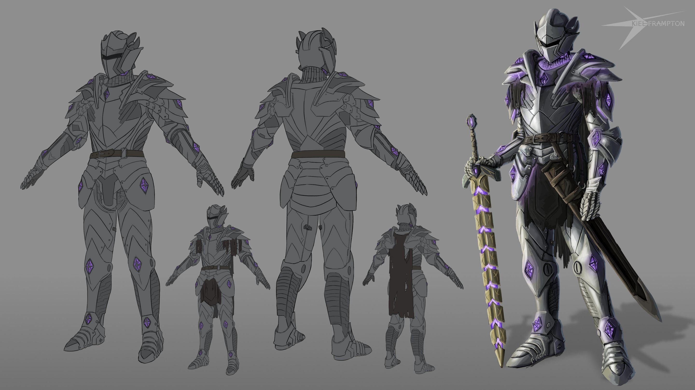 Riftblade: Endgame Armour