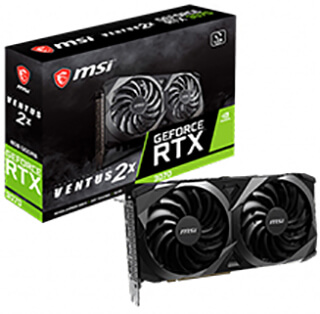 MSI VENTUS 2X GeForce RTX 3070 OC