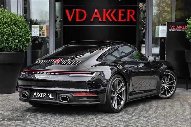 Porsche 911 4S SPORTDESIGN+4WSTURING+LIFT+BURMESTER NP.229K afbeelding 12
