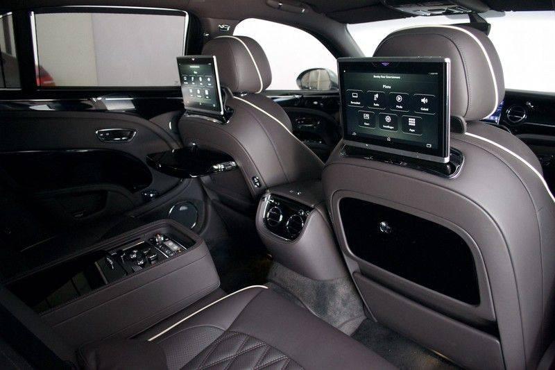Bentley Mulsanne 6.7 Speed *Theatre / Picnic / Two-Tone* afbeelding 8