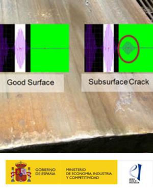 Proyecto SOJA: Detección de defectos superficiales durante la colada continua usando tecnología EMAT
