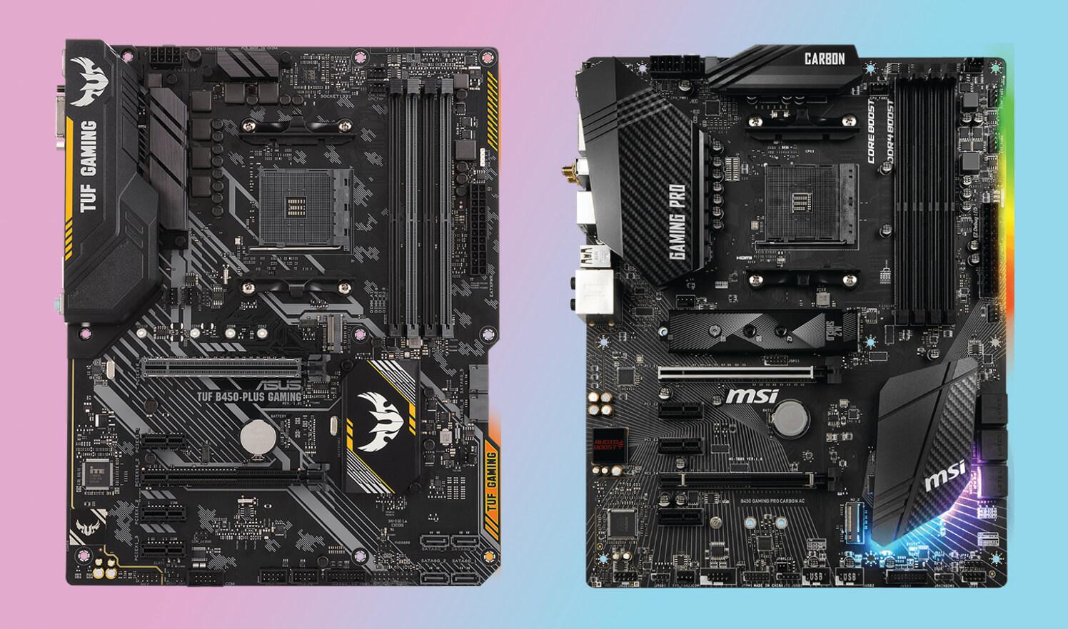 Best B450 Motherboards for AMD Ryzen