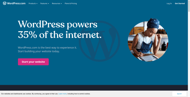 Wordpress headless CMS