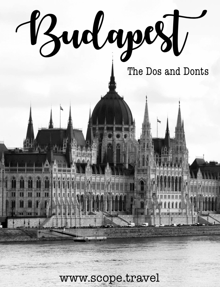 pinterest dos and don'ts in Budapest