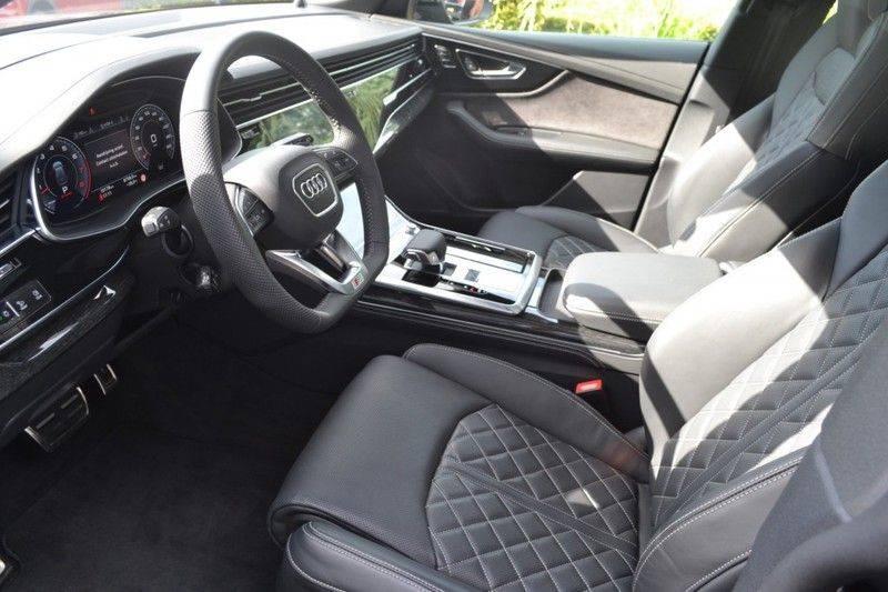 Audi Q8 55 TFSI S-Line / Massage / HuD / B&O Advanced afbeelding 7
