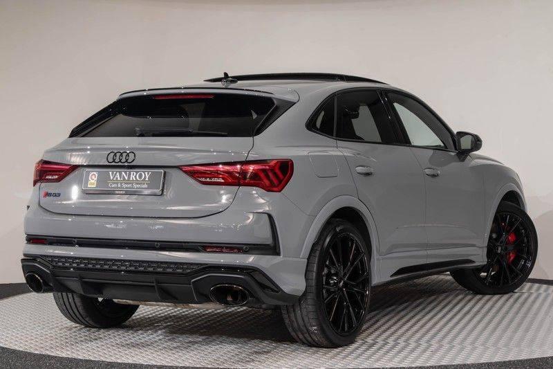"Audi RSQ3 Sportback 2.5 TFSI 400pk Quattro Panoramadak BlackOptic B&O ValconaLeder+Memory Matrix Navi/MMI DriveSelect Keyless Trekhaak Camera 21"" Pdc afbeelding 8"