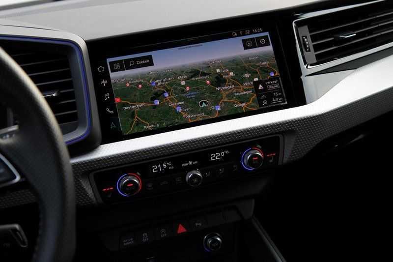 Audi A1 Sportback 40 TFSI S-LINE+NAVI+18INCH afbeelding 13