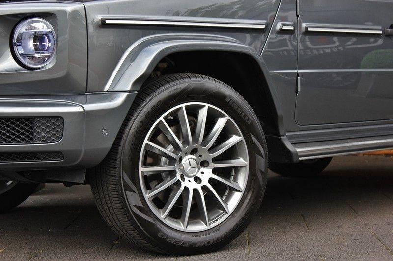 Mercedes-Benz G-Klasse 500 4.0 V8 422pk **360/Distronic/Schuifdak/Trekhaak/DAB** afbeelding 4