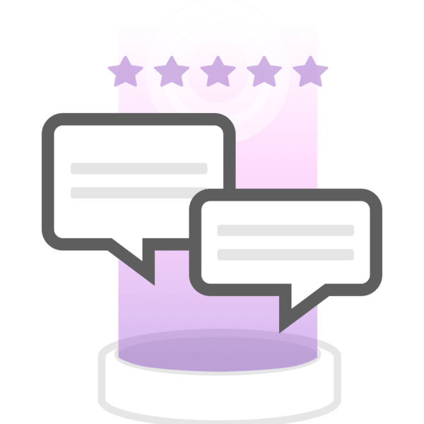 Focus Groups & Surveys Icon