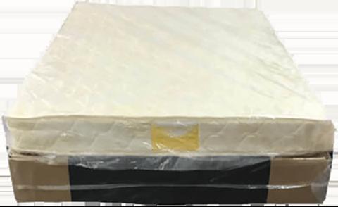 NZ Made 'Silvia' mattress with base
