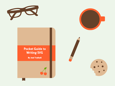 SVG Pocket Guide Illustration