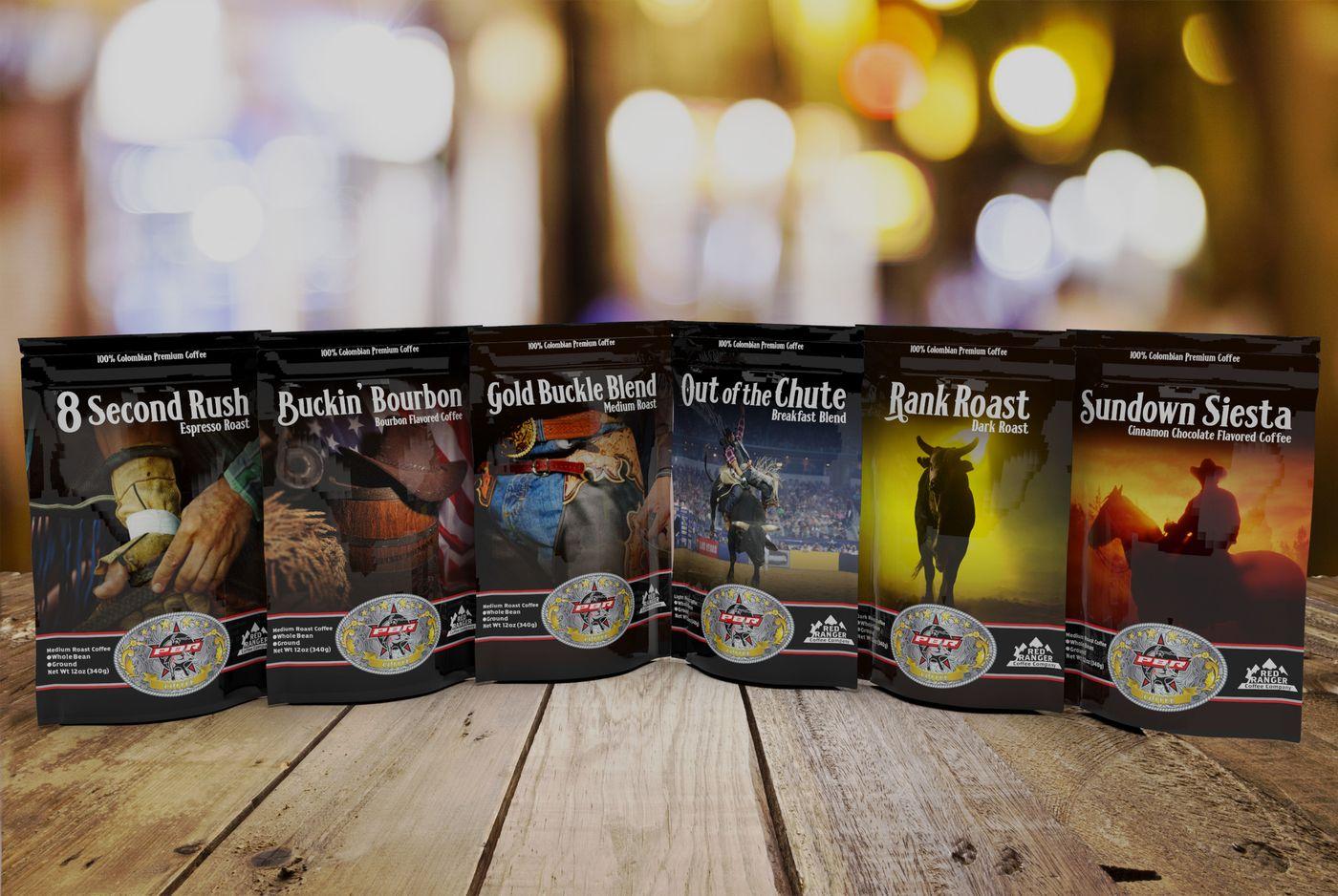 PBR Snack Range